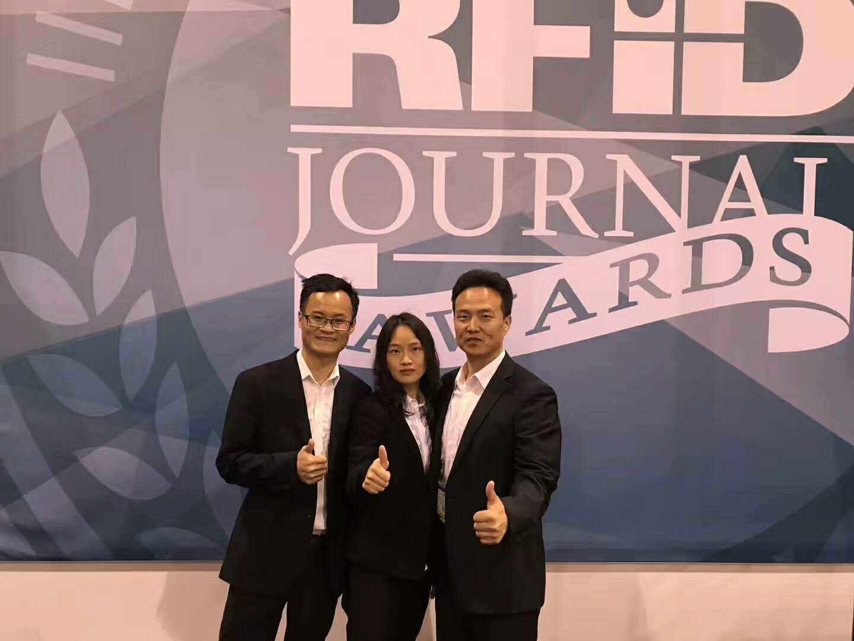 2019年 融智兴在 第十七届美国RFID JOURNAL LIVE! 展会中完美亮相