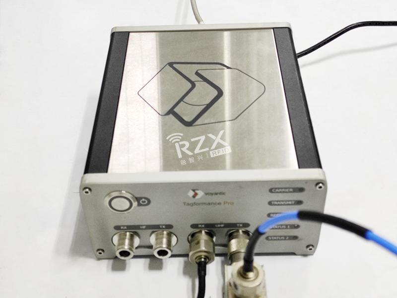 融智兴科技rfid标签Tagformance Lite系统测试仪正式投入使用