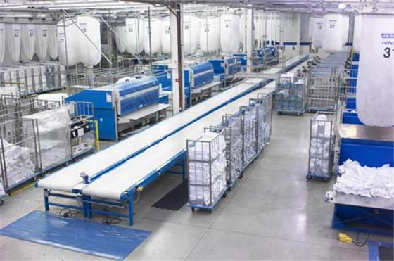 RFID技术在服装洗涤行业应用大展身手