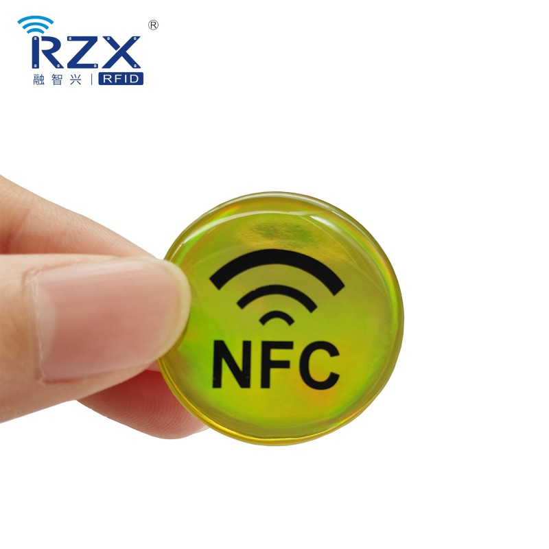 NFC滴胶卡/标签