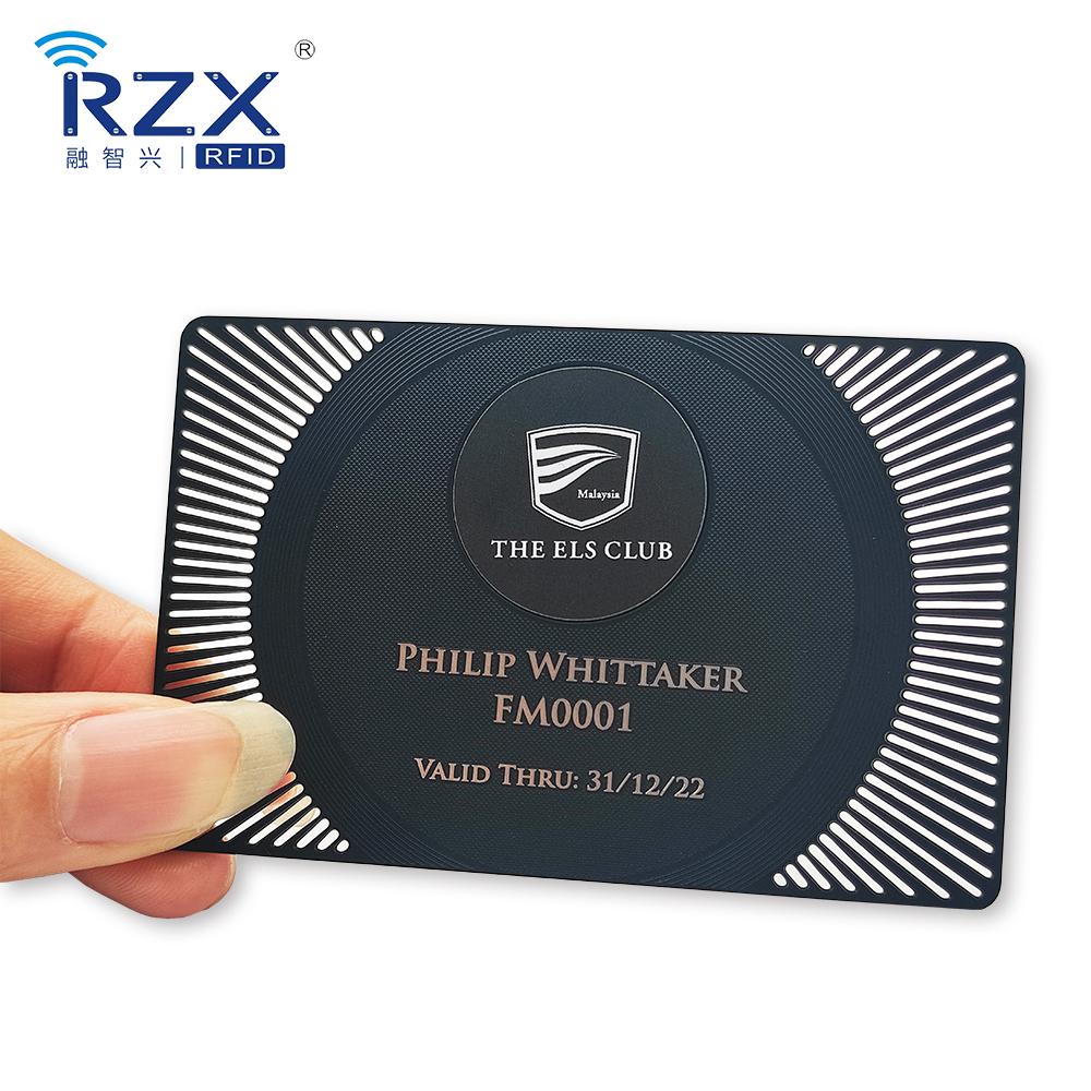 NFC金属卡