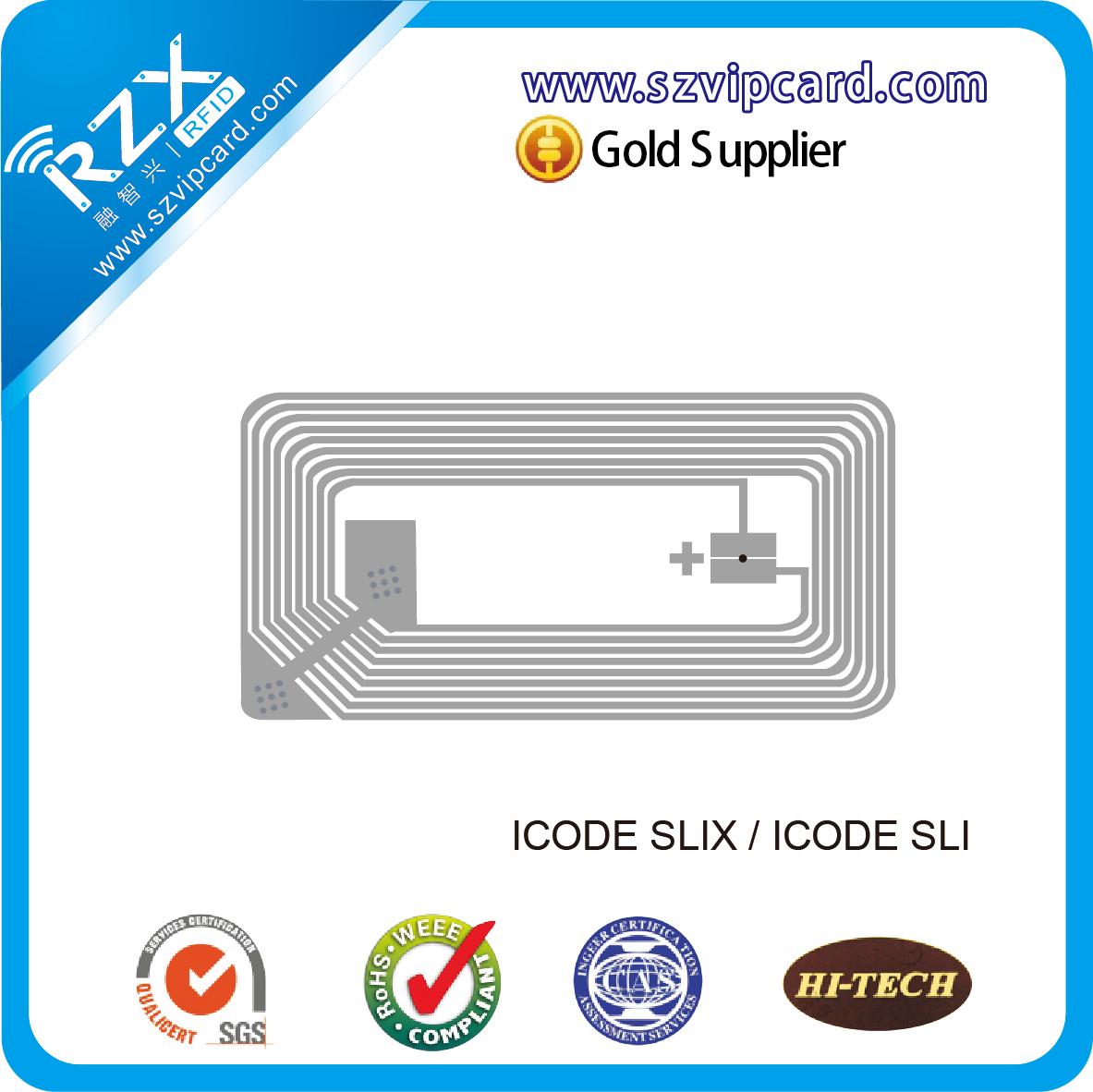 ICODE SLIX   ICODE SLI  高频标签