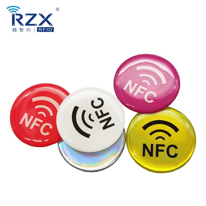 NFC滴胶标签