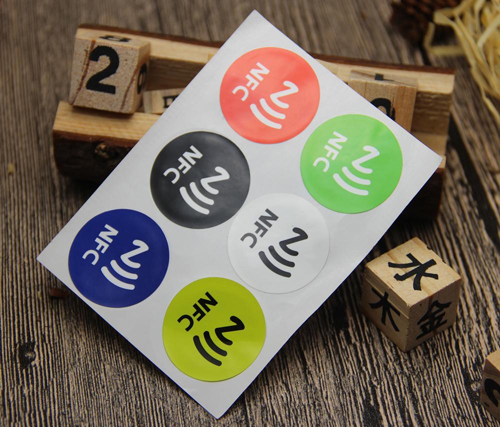 NFC电子标签图片