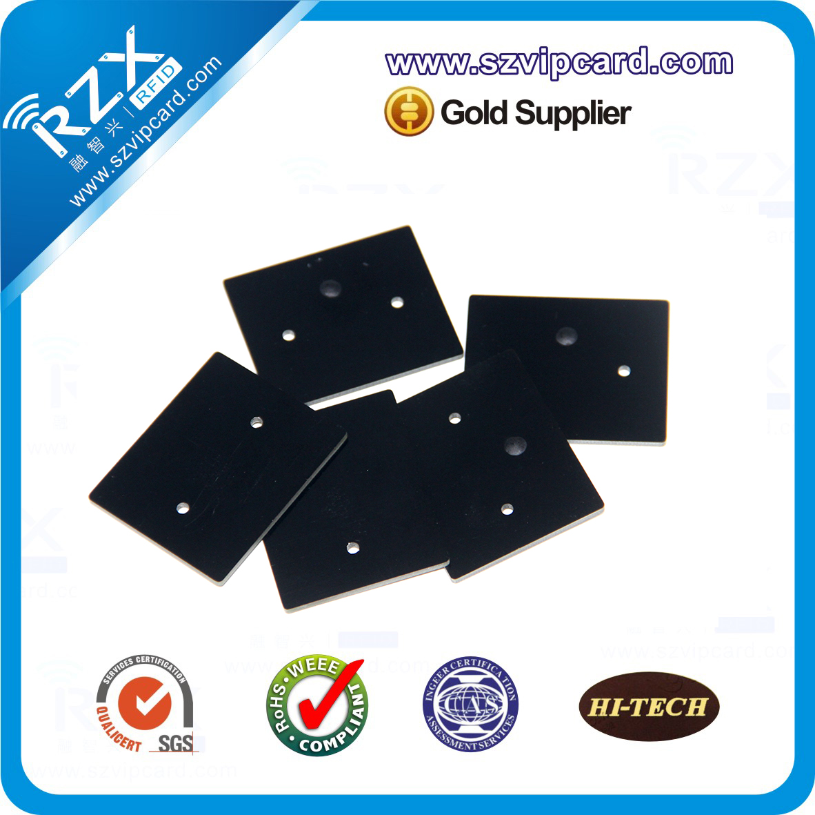 4436 PCB抗金属标签