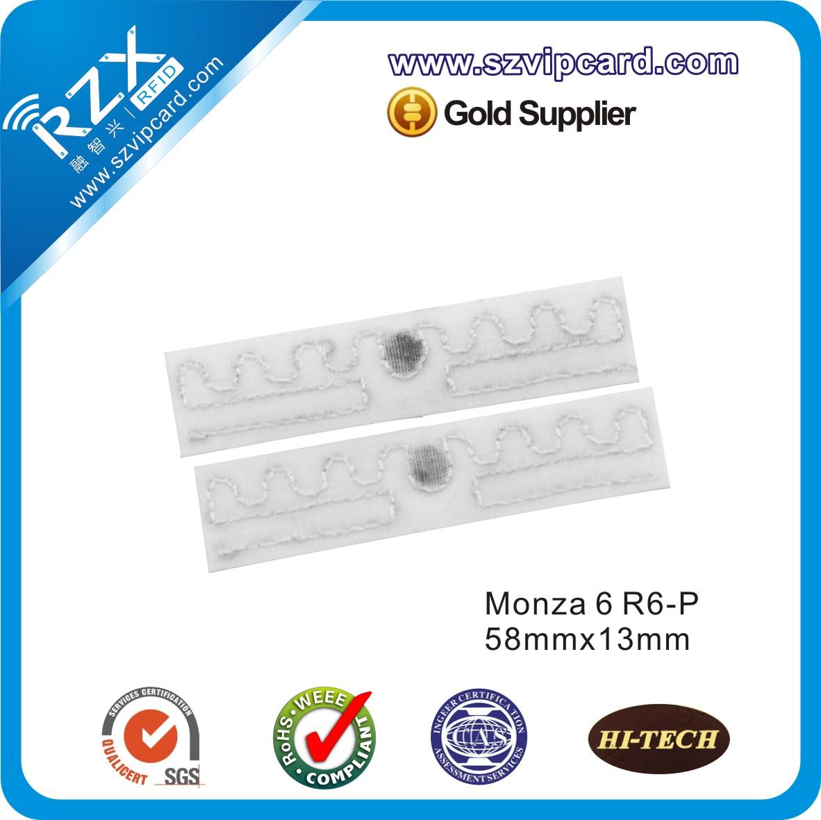 Monza 6 R6   58x13mm 洗衣标