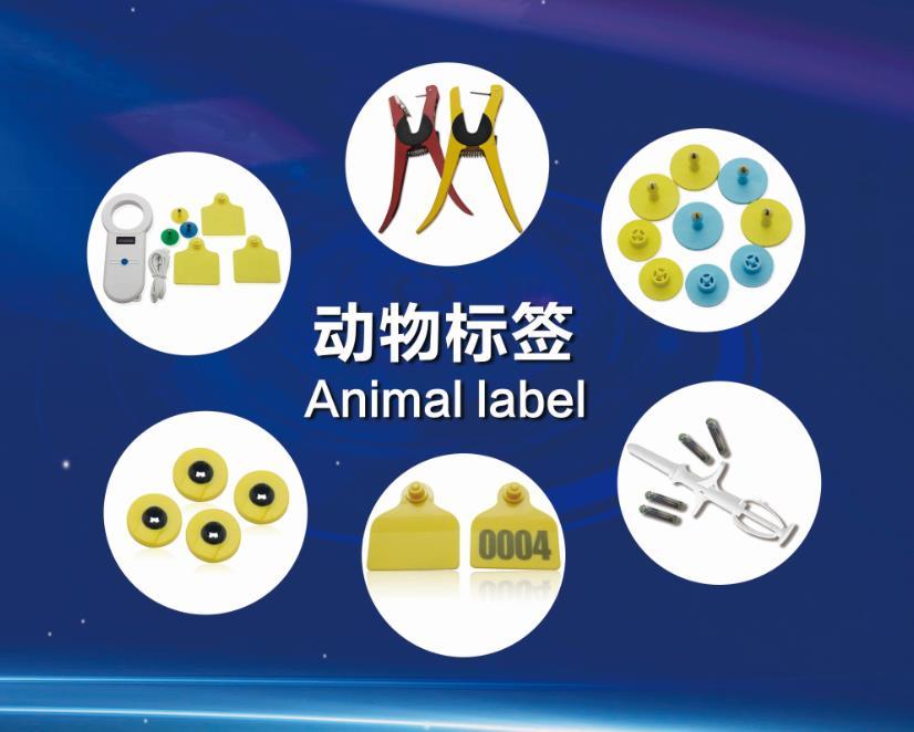 融智兴动物标签海报