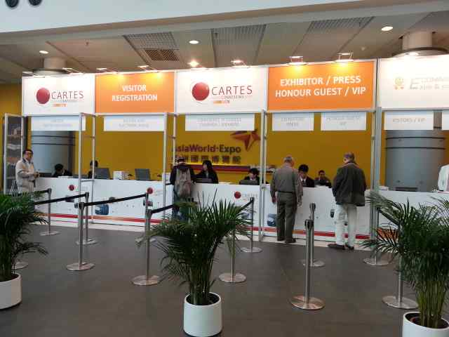 The Forth Asian Smart Card Exhibition (ARTES Asia 2013)