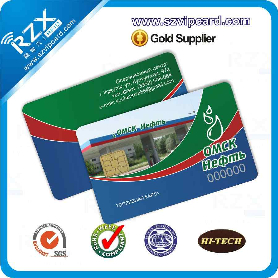 FM24C16 Contact IC Card