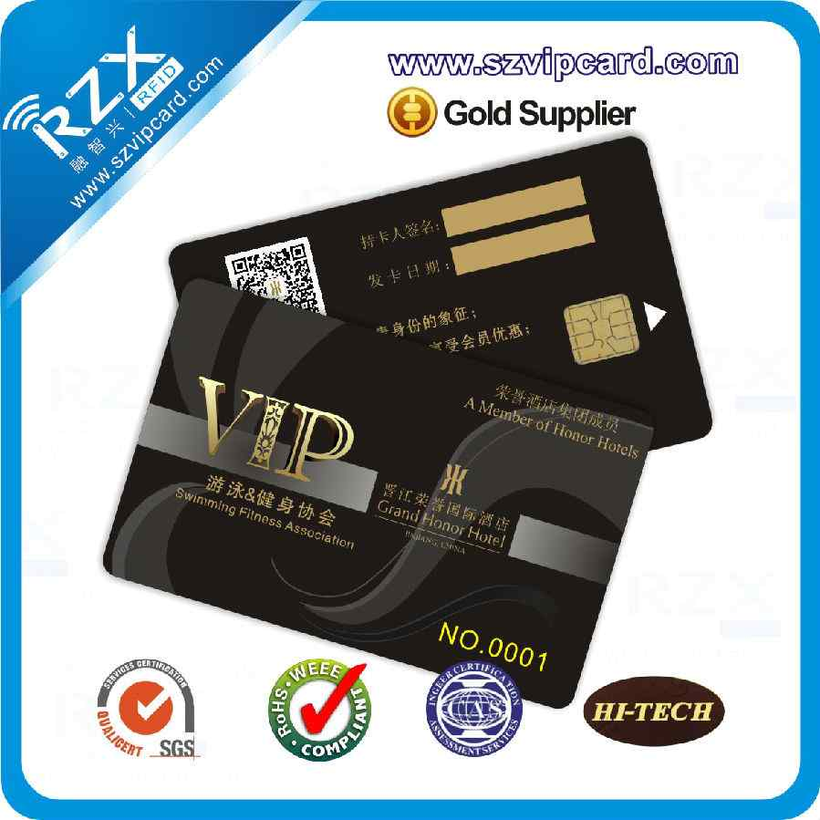 FM24C512 Contact IC Card