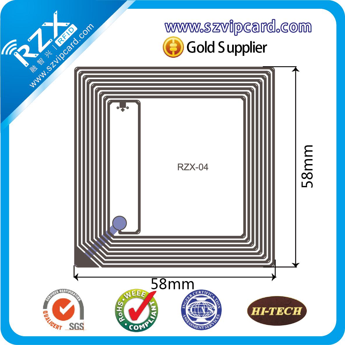 RZX-HW08  高频标签