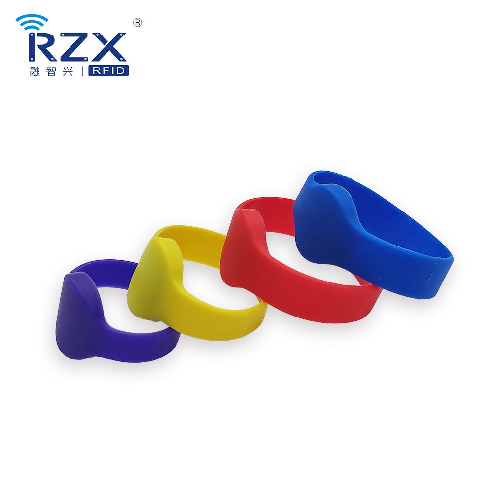 RFID NFC硅胶腕带