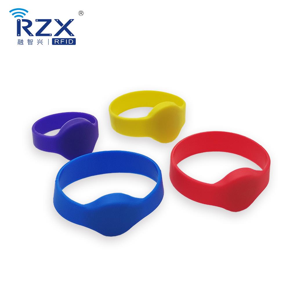 NFC硅胶腕带
