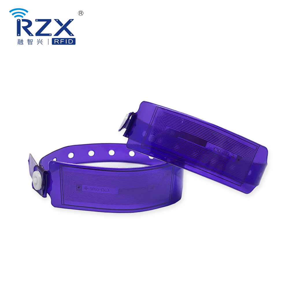 PVC医疗腕带
